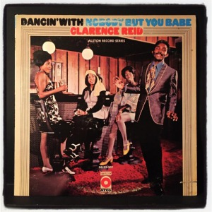 CLARENCE RED - Dancin' with Nobody but You Babe